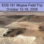 Google Earth in the Mojave Desert