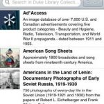 Library images on your iPhone