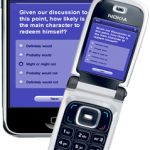 Explore cell phones in teaching