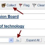 Bb Tip: Catch up with your reading on the Blackboard Discussion Board