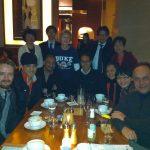 Duke Courserians meet up in Tokyo