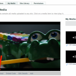Kaltura Media Gallery Files Expire 7/1/2015