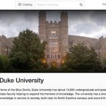MOOC Data Available to Duke Faculty