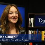 Denise Comer Wins Innovative Teaching Award