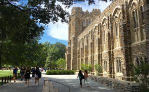 Rubenstein Library exterior