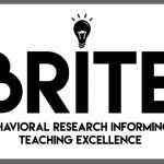 Register Now for BRITE Ideas to Advance Teaching Excellence