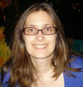 Silvia Serrano headshot