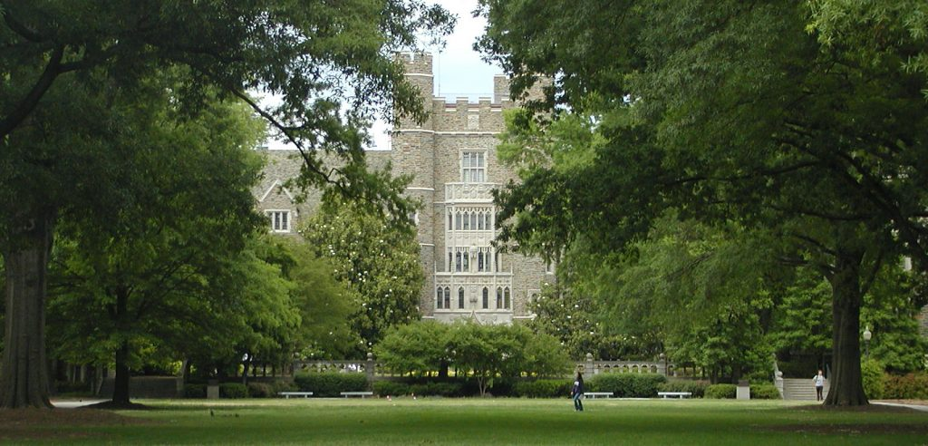 West Quad at Duke