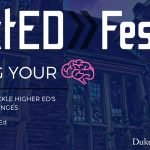 Livestreaming Schedule for Duke NextEd Festival 2018
