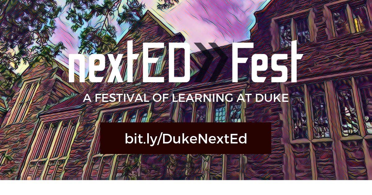 NextEd Fest logo