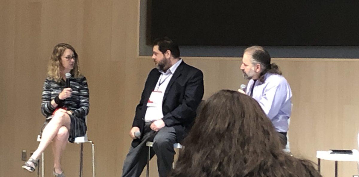 Kim Manturuk discusses WALTer at the EEP 2019 Summit.