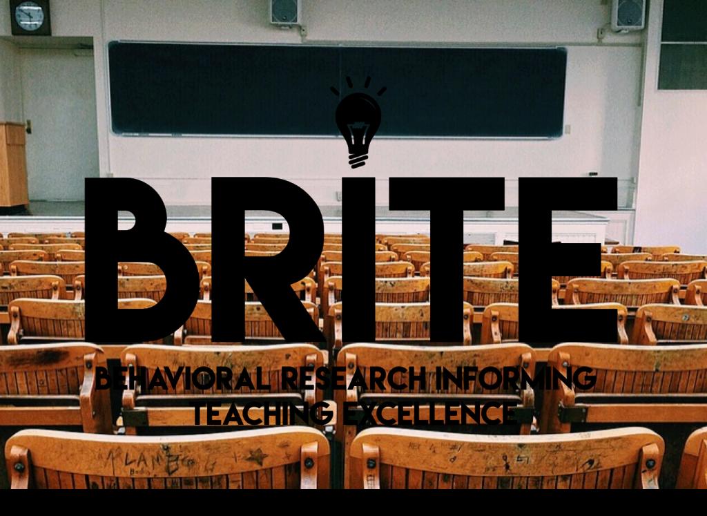 BRITE program logo