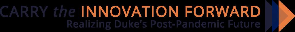 Carry the Innovation Forward logo
