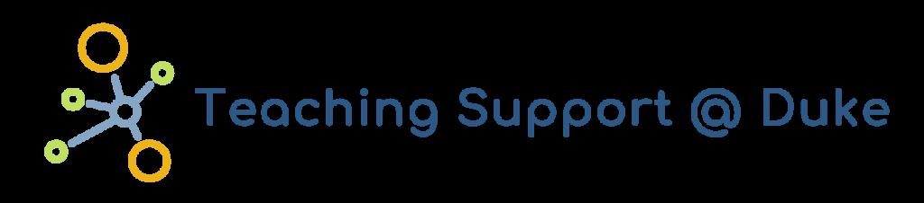 Teaching Support Network logo